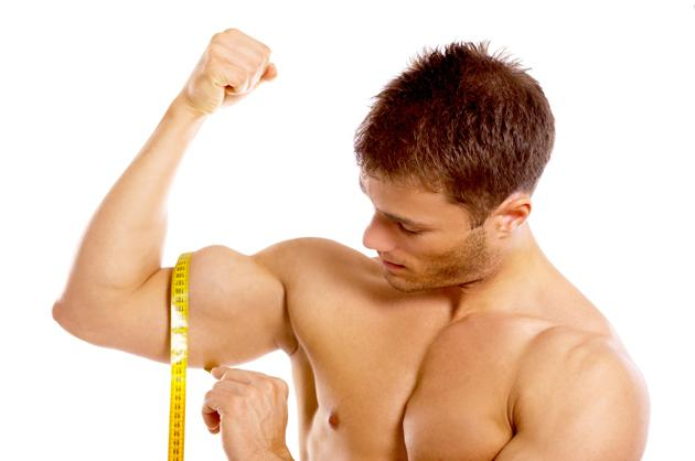 Measure your biceps progress
