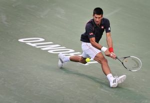 Novak Djokovic in Toronto