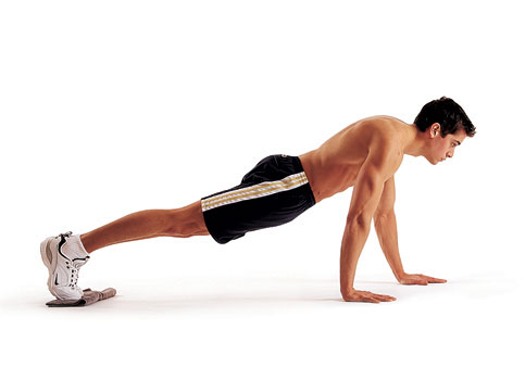 waking push-up