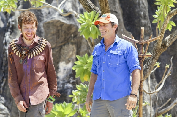 cochran wins immunity for the first time