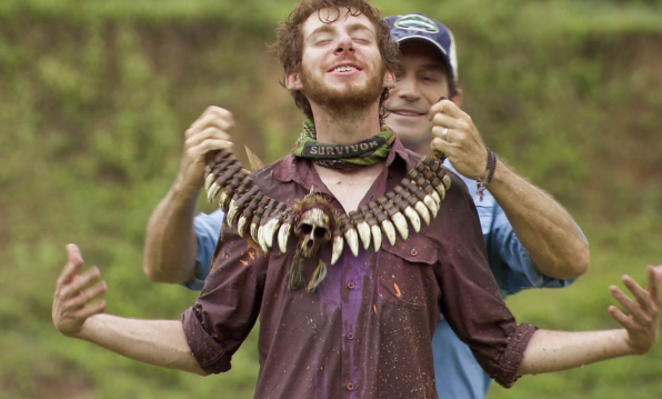 cochran wins survivor caramoan