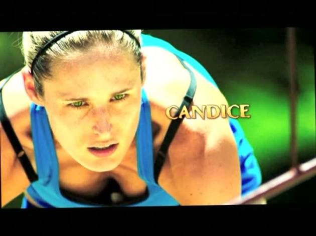 candice returns on blood vs water
