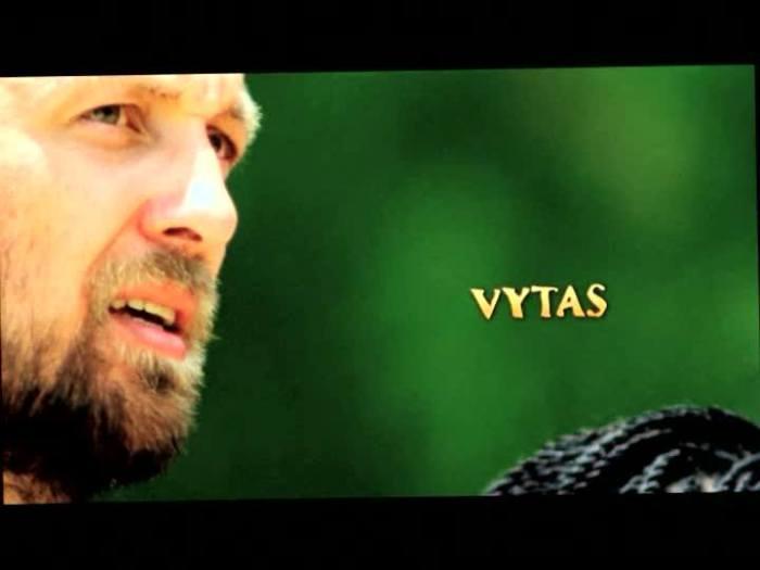 vytas on survivor blood vs water