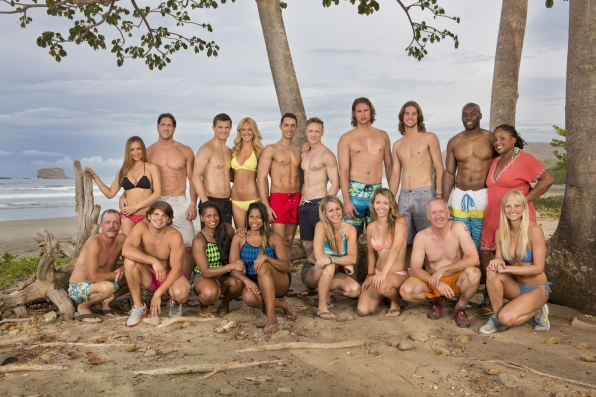 Survivor San Juan Del Sur Cast