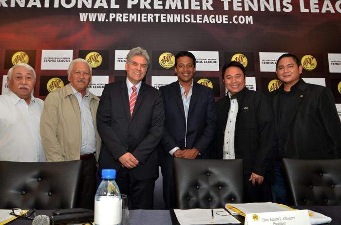 IPTL Press Conference in Manila