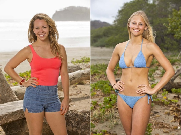 Survivor San Juan Del Sur Baylor and Kelley