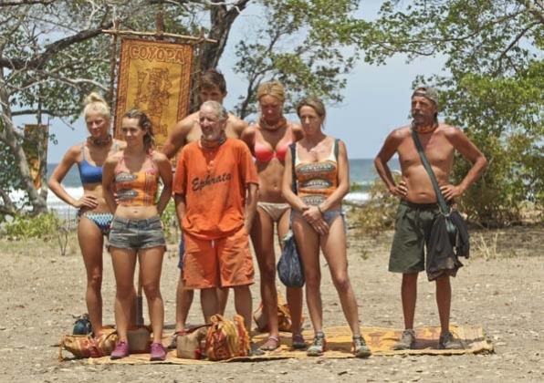 The New Coyopa Tribe in Survivor San Juan Del Sur