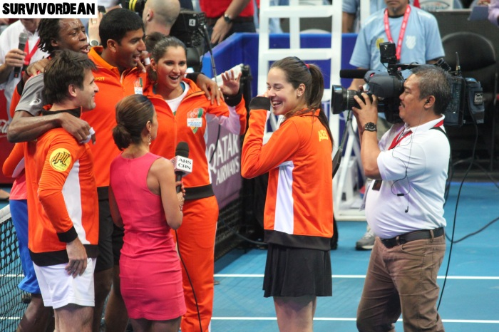 Micromax Indian Aces Wins 2014 IPTL