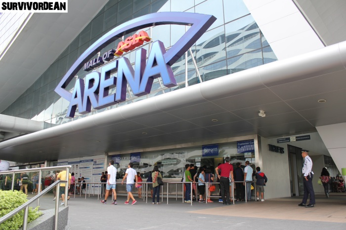 Mall of Asia Arena in Philippines