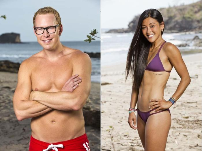 Survivor Worlds Apart 1