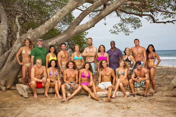 Survivor Worlds Apart Group Photo