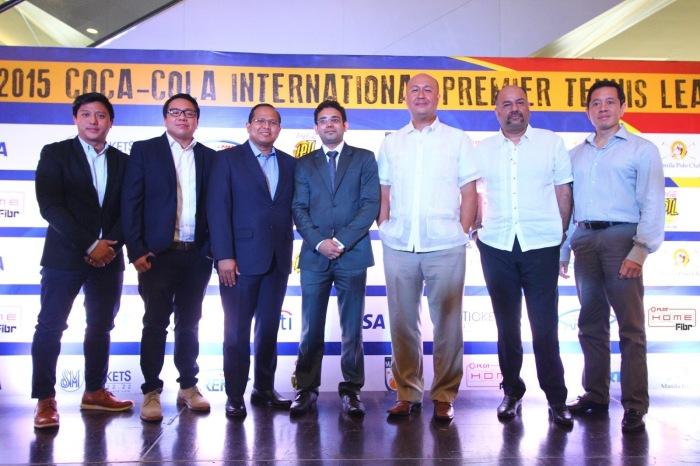 IPTL 2015 Manila Press Conference