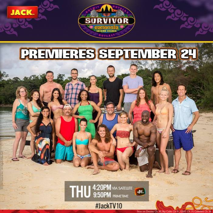 Survivor Cambodia: Second Chances