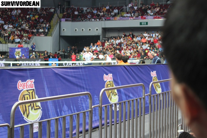 Treat Huey in IPTL Manila