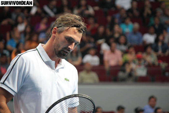 Goran Ivanisevic in IPTL Manila