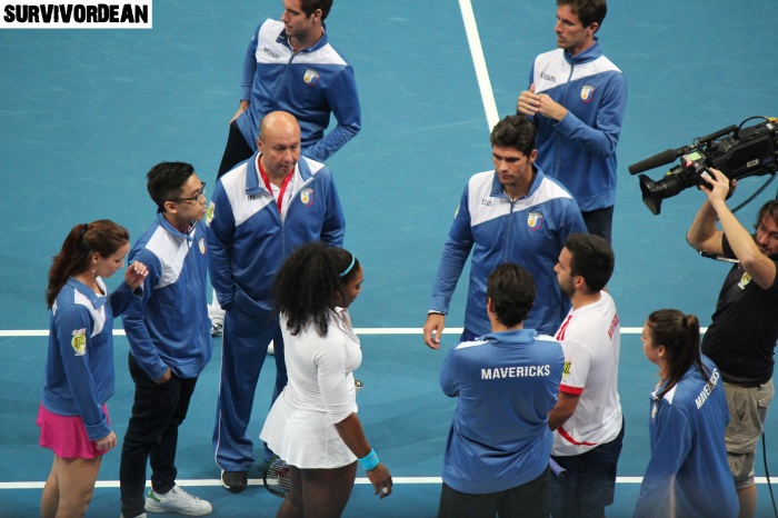 The Philipine Mavericks IPTL 2015