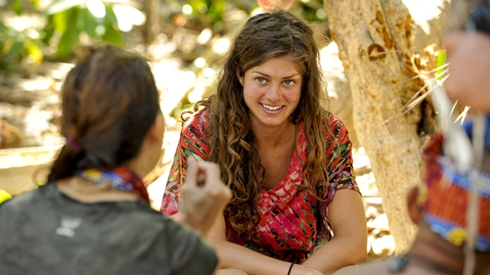 Hali Ford Survivor Game Changers