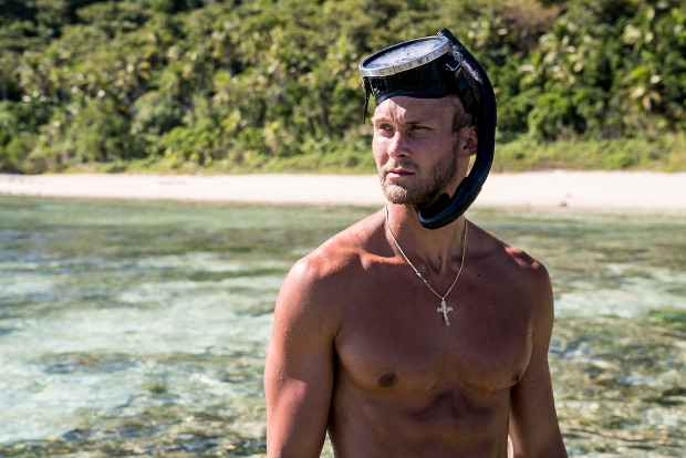 Chris Noble eliminated in Survivor Ghost island