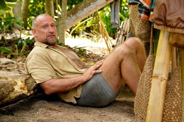 Survivor 39 Tom Laidlaw