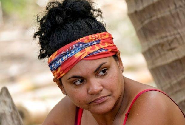 Survivor40 - Sandra Diaz-Twine