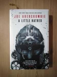 A Little Hatred by Joe Abercrombie